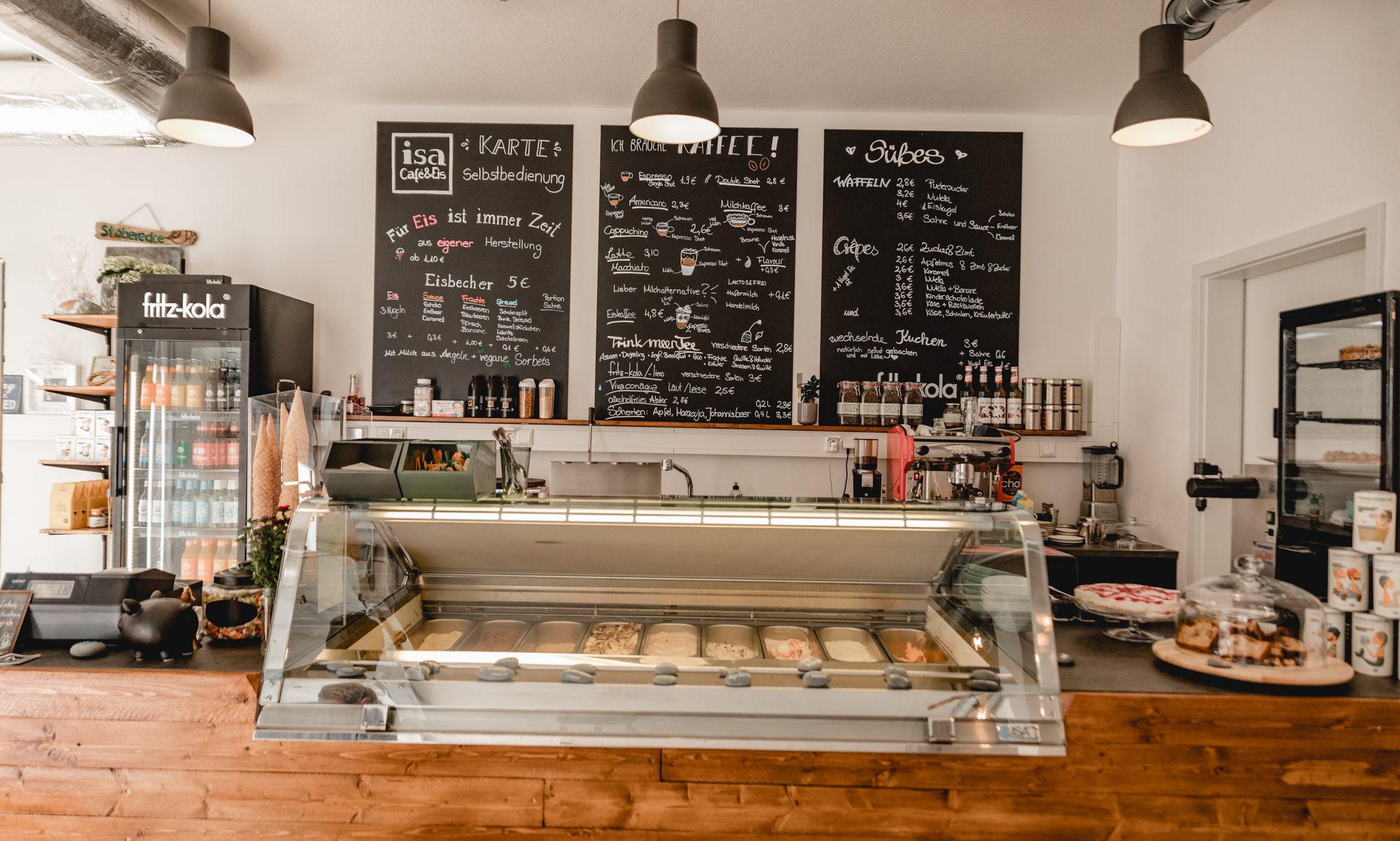 Isa - Cafe & Eis